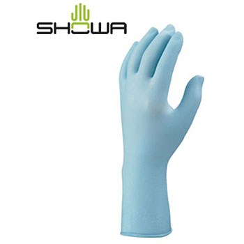 Nitril Rubber Clean Room Gloves, Clean Flex
