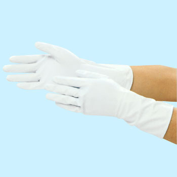 Vinyl Thin Gloves With No Back Threads