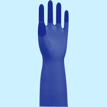 Nitrile Model Gloves Oil Resistant Thin Type No. 340