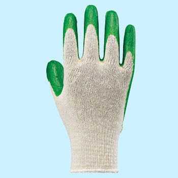 "Rubber Palm Gloves, ""FIGHT"""