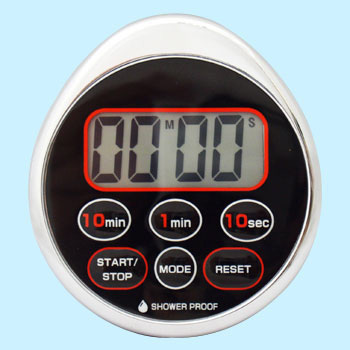 Anti-Drip Timer With Clock