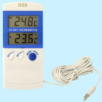 Digital Indoor And Outdoor Thermometer