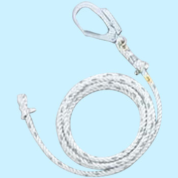 Vertical Line for Rope Zipper Slide Zippers