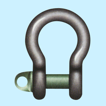 Green Pin Shackle, Round Type / O-ShapedScrew-In Type