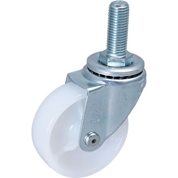 420SA Swivel Caster, Nylon Wheel