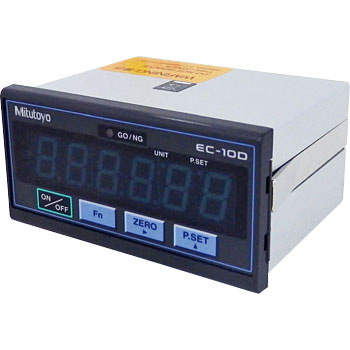 542 Series Display Unit EC Counter