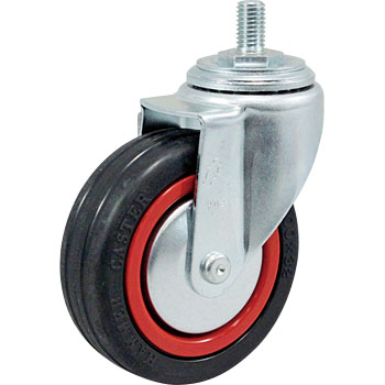 Hammer casters 420 MA , Flexible car (rubber (B entry))