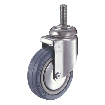920MA Swivel Caster, Rubber, With B, Wheel