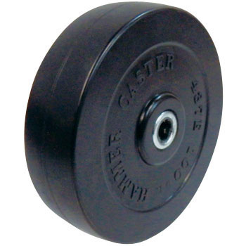 Wheel, Rubber One Wheel, With B437 E-Nb