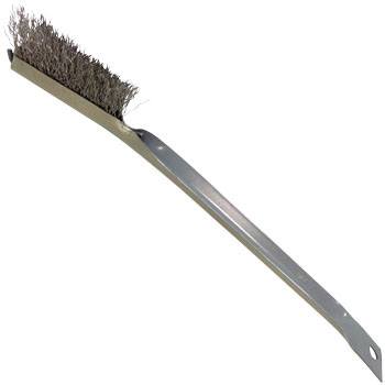 Stainless steel brush (average)