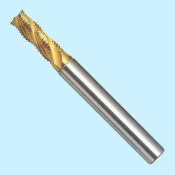 G roughing end mill Medium cutting edge