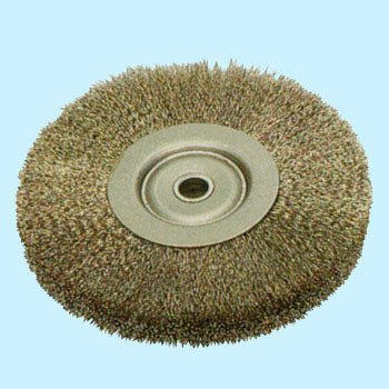 SUS304 Stainless steel wheel brush