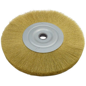 Pure brass Wheel brush