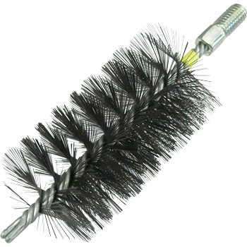 Wire tube brush