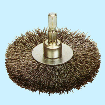 Quick Steel-wire wheel brush