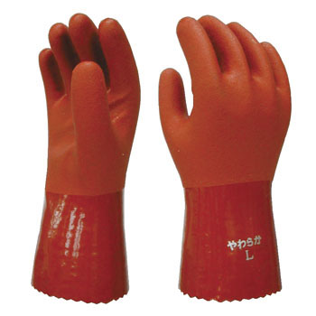 Soft Rubber Gloves No.5