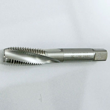 SPIRAL TAP (FOR HARD WORKPIECE MATERIALS) (CPM-SFT)