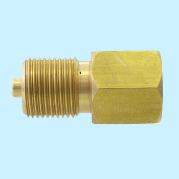 Joint, Product Made From Brass Female G1 / 4X Male G3/8B
