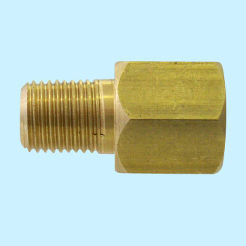 Joint, Brass Female G1/4 X Male R1/4