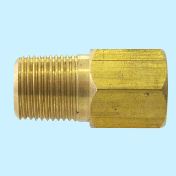 Joint, Brass Female G1/4 X Male R3/8
