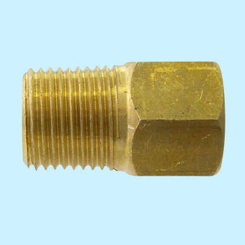 Joint, Brass Female G1/4 X Male R1/2