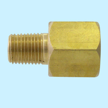 Joint, Brass Female G3/8 X Male R1/4