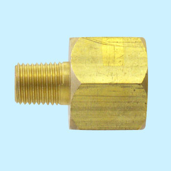 Joint, Brass Female G1/2 X Male R1/4
