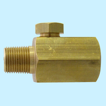 Dampener, Brass Female G3/8X Male R3/8