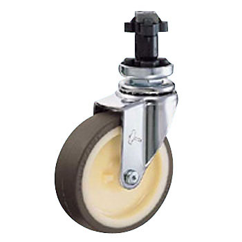 420EN Swivel Caster, Nylon Wheel, Urethane Wheel