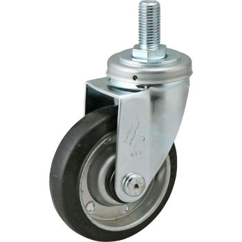 420S Swivel Caster, Rubber