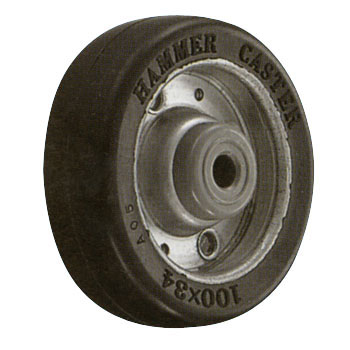 Wheel, Rubber Wheel425S-Wr