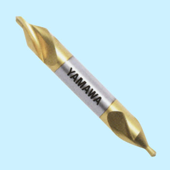 Titanium coating center drill 60degree