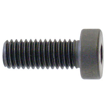 Bolt With A Short Head Hexal Socket, S45C To Fit / Black Oxide Film) All Screws