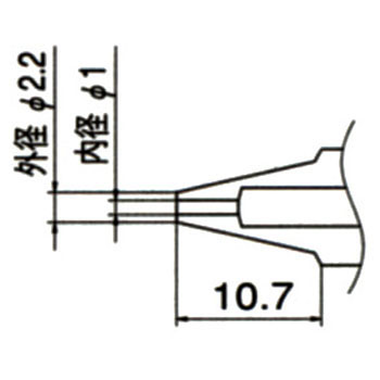 Replacement Nozzle, N1 Series