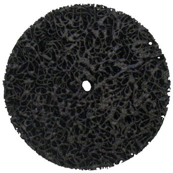 Cleaning Wheels, Hole Perforated