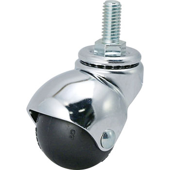 405A Swivel Caster, Rubber Wheel