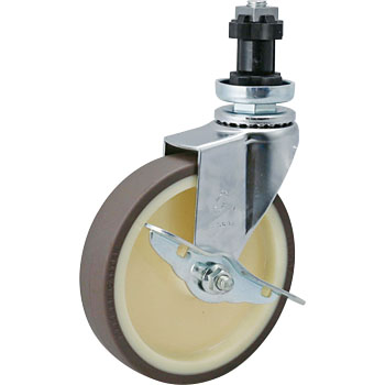 Swivel Caster with Brake