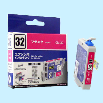 Ink Cartridge EPSON IC32 Type, Compatible