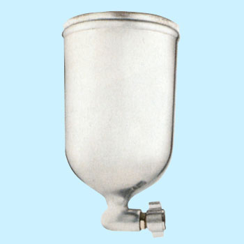 Air Gravity Spray Gun Cup