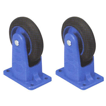 Rigid Caster for Hand Truck