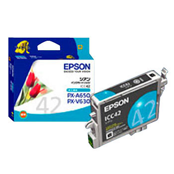 Ink Cartridge EPSON IC42, Genuine