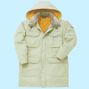 coldproof coat