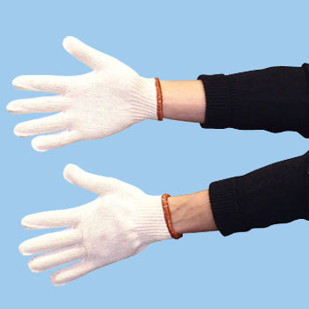 Pure Cotton Working Gloves 10Gauge