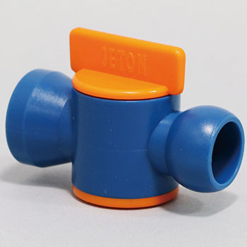 Coolant liner (Connection valve)