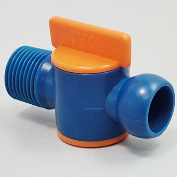 Coolant liner (valve male screw type)