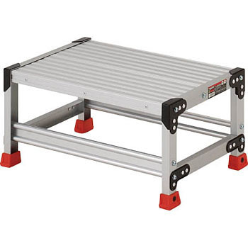One Level Aluminum Alloy Work Bench