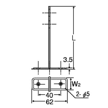 Pipe Support Brackets