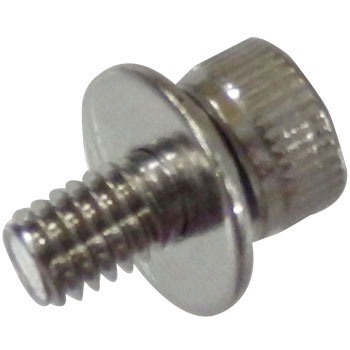 Stainless Steel Hex Socket Head Cap Bolt, Washer