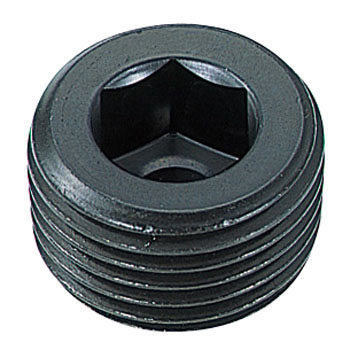 Taper Plug, Sunk Head Plug
