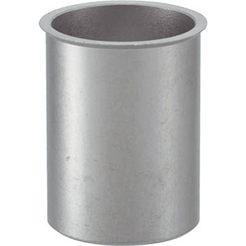 Crimped Nut, Stainless Steel, Thin Head